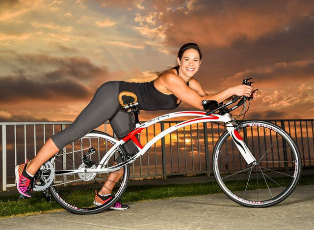 Bike Designed To Be Ridden Laying On Stomach (1)