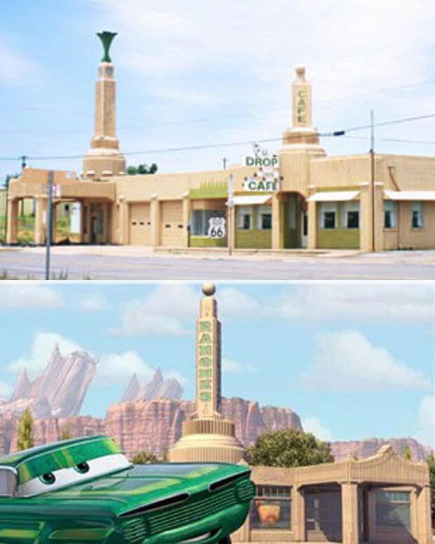 Real Life Disney Locations 3 (1)