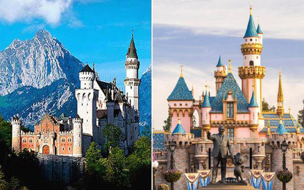 Real Life Disney Locations 6 (1)