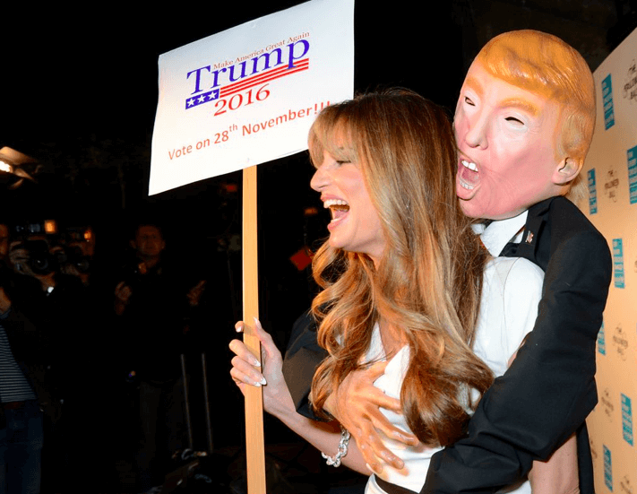 Melania Trump Halloween Costume Is Everything We Ever