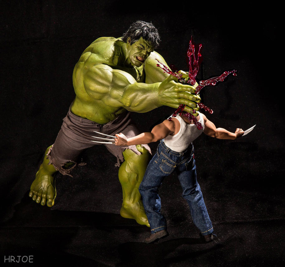 amazing picts - hulk smash