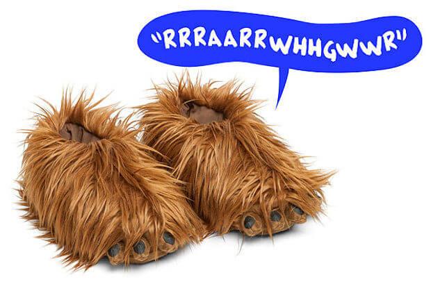 chewbacca slippers 2 (1)