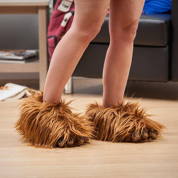 chewbacca slippers 4 (1)
