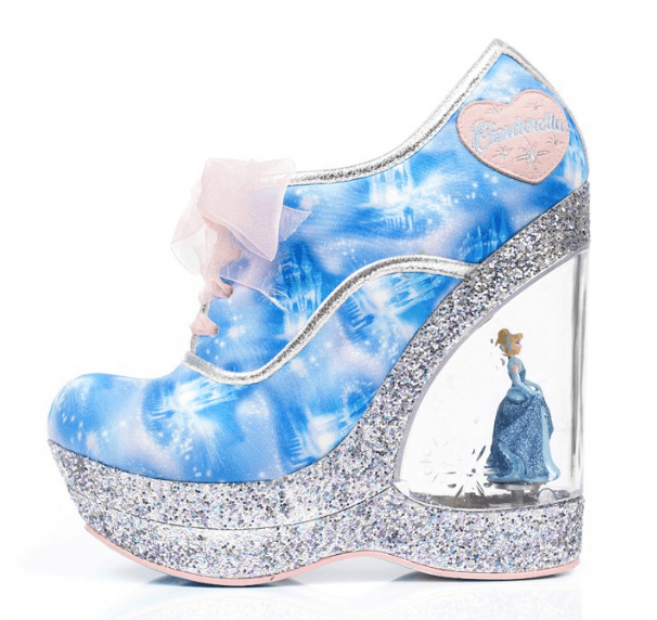 this cinderella shoes collection is straight outta your