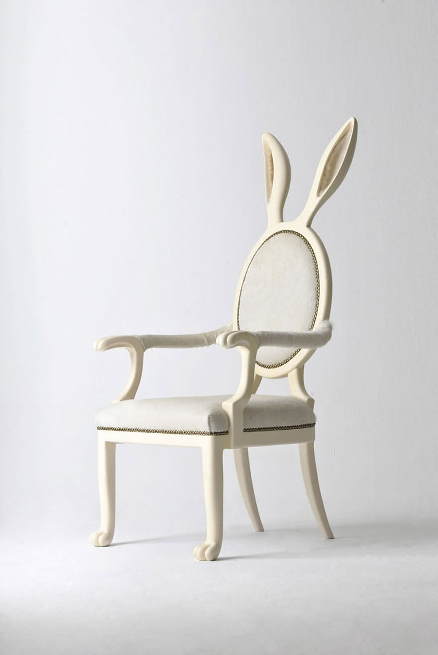 30 cool chairs prove that furniture can be awesome too for Chaise originale