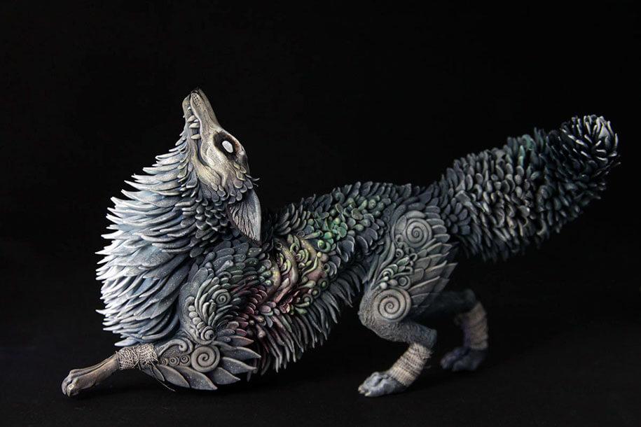 fantasy animal sculptures 11 (1)