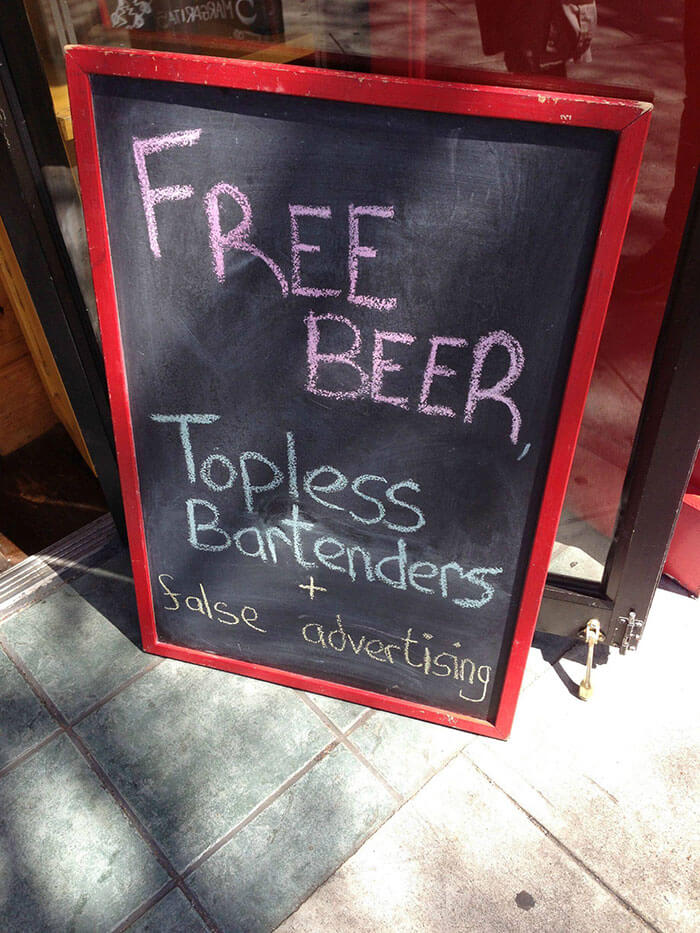 hilarious chalkboard signs 9 (1)