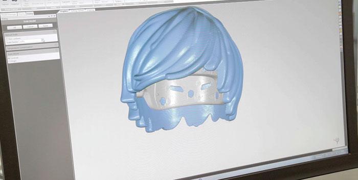 lego hair 3