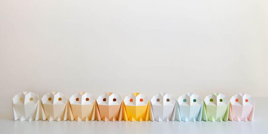 origami paper lamps 12 (1)