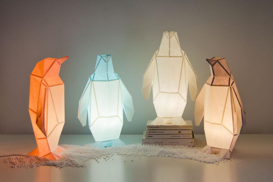 origami paper lamps 5 (1)