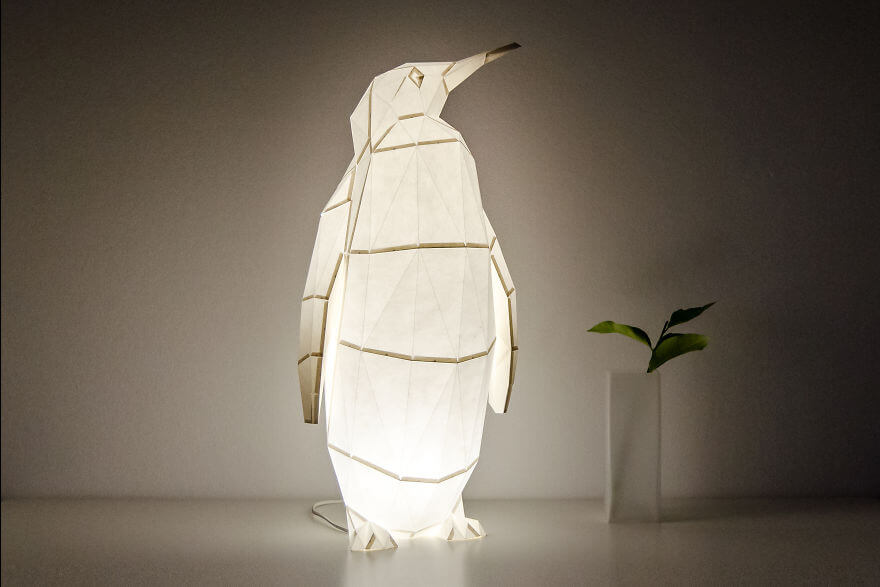 origami paper lamps 6 (1)
