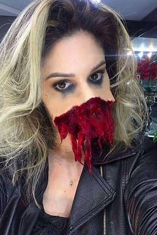 amazing halloween makeup 4