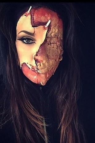 amazing halloween makeup 6