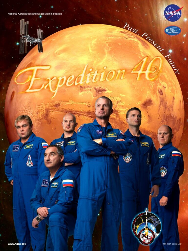 ISS Expedition Astronauts movie parody posters 7 (1)