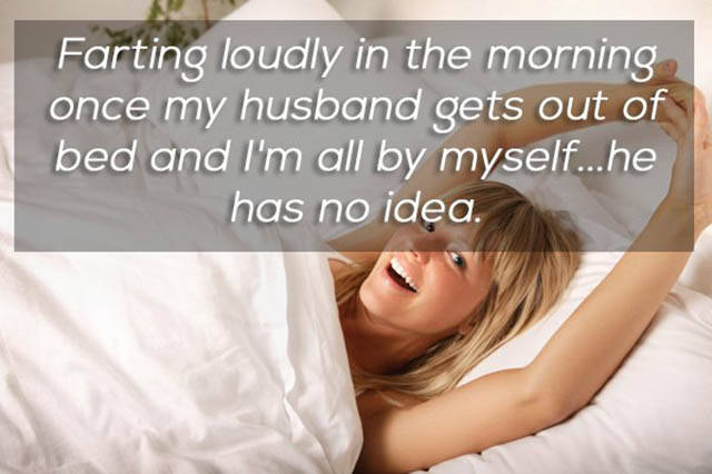 People Share Embarrassing things they do secretly