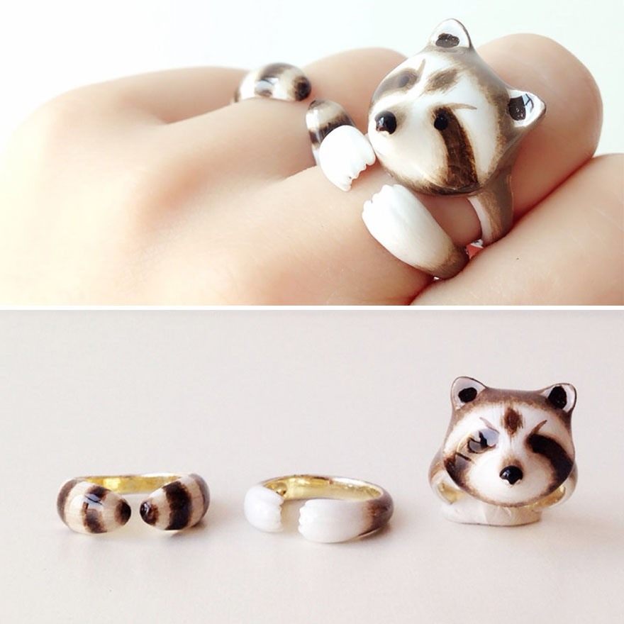 three piece rings 23