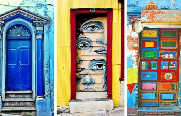 What Does 13 Tell Us >> 26 Beautiful Doors From Around The World