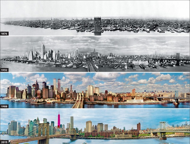 before and after new york city
