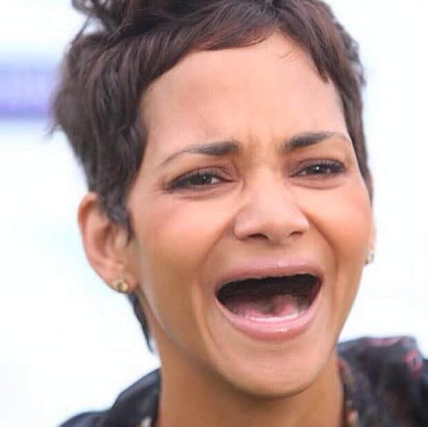 23 LOL Pictures Of Celebrities Without Teeth That Will ...
