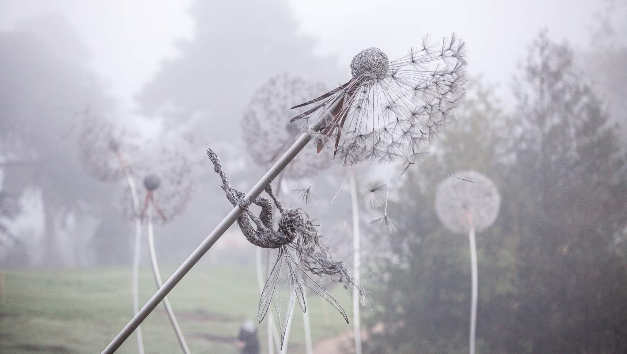fantasy wire sculptures by robin wight 18