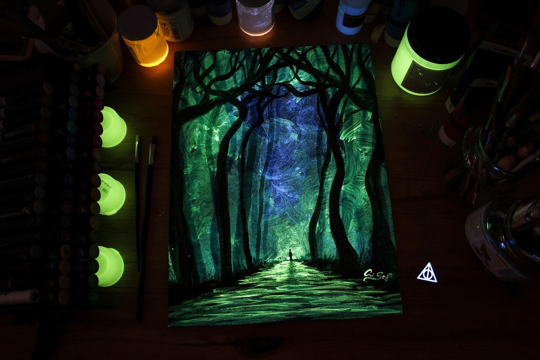 glow in the dark paintings 8 (1)