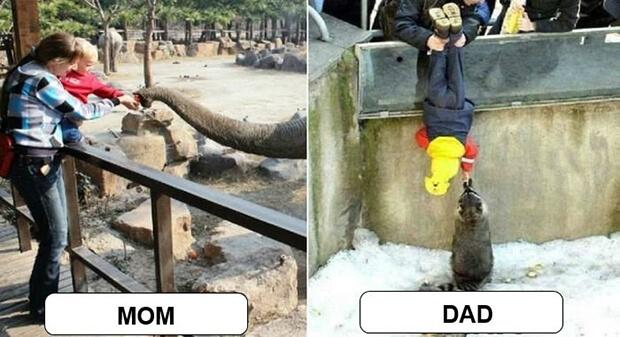 mom vs dad meme 3 (1)