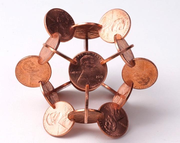 robert wechsler money sculptures 14