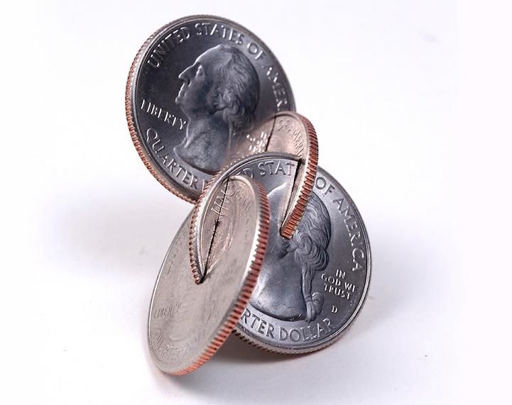 robert wechsler money sculptures 15