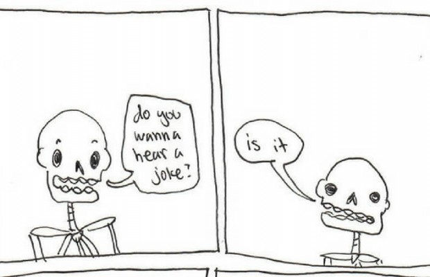 25 Skeleton Puns That Will Make You Laugh So Hard You Might Die