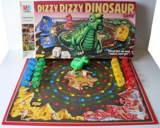 90s Board Games List