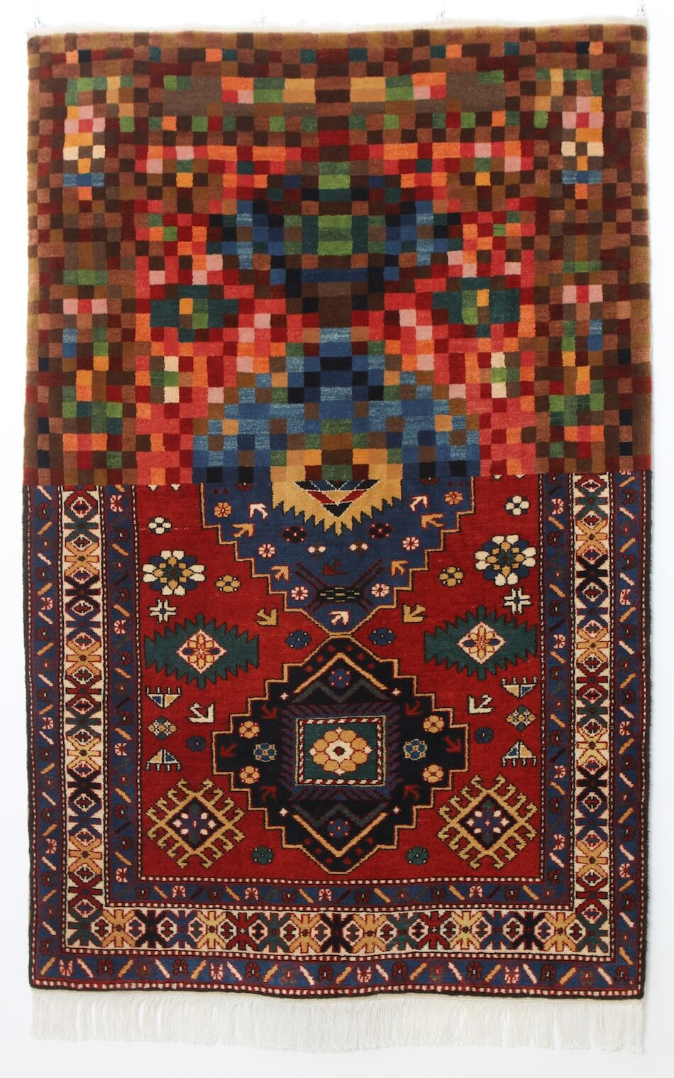 Woven Rugs by FAIG AHMED 11 (1)