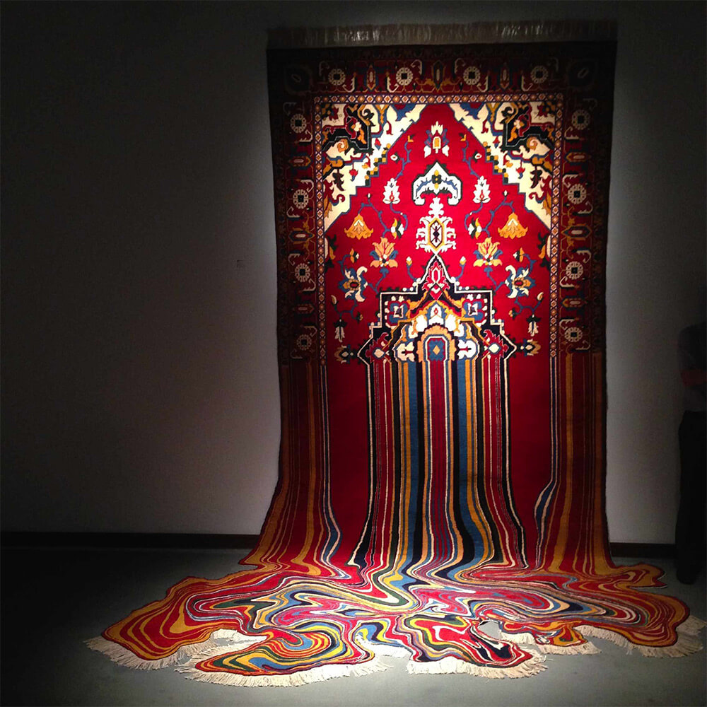 Woven Rugs by FAIG AHMED 7 (1)