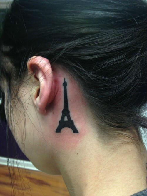 behind the ear tattoos 14 (1)