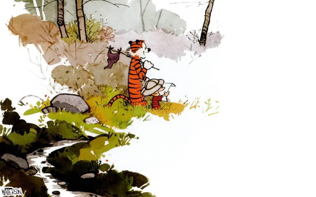 calvin and hobbes comics 10 (1)