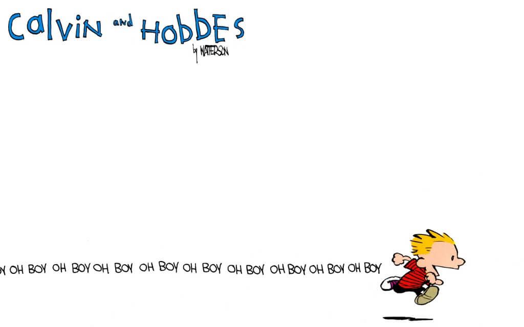calvin and hobbes comics 5 (1)