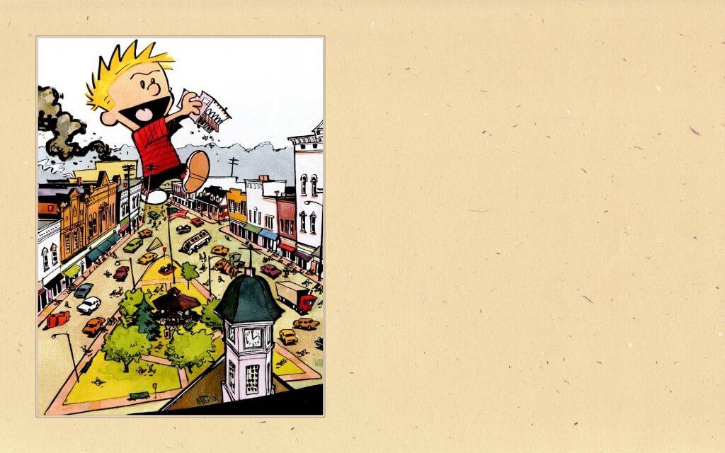 calvin and hobbes comics 8 (1)