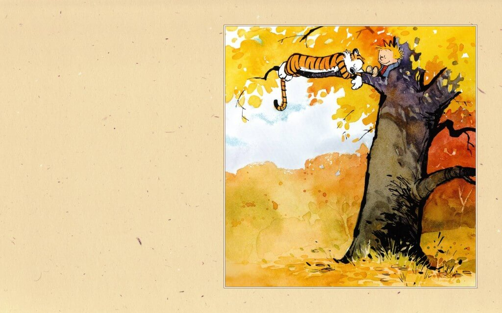 calvin and hobbes comics 9 (1)