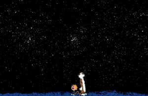 calvin and hobbes wallpaper feat