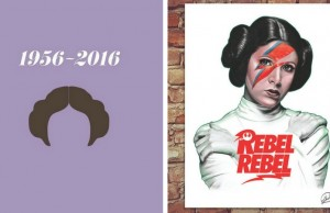 carrie fisher homage feat