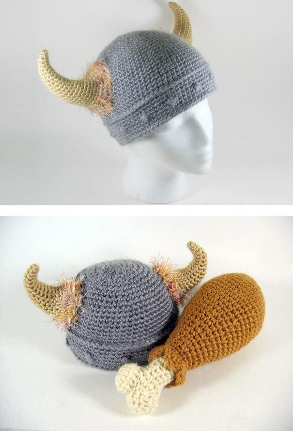 cool crochet hats 44 (1)