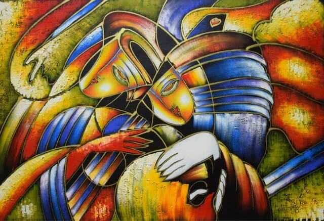 picasso abstract