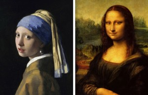 famous paintings feat