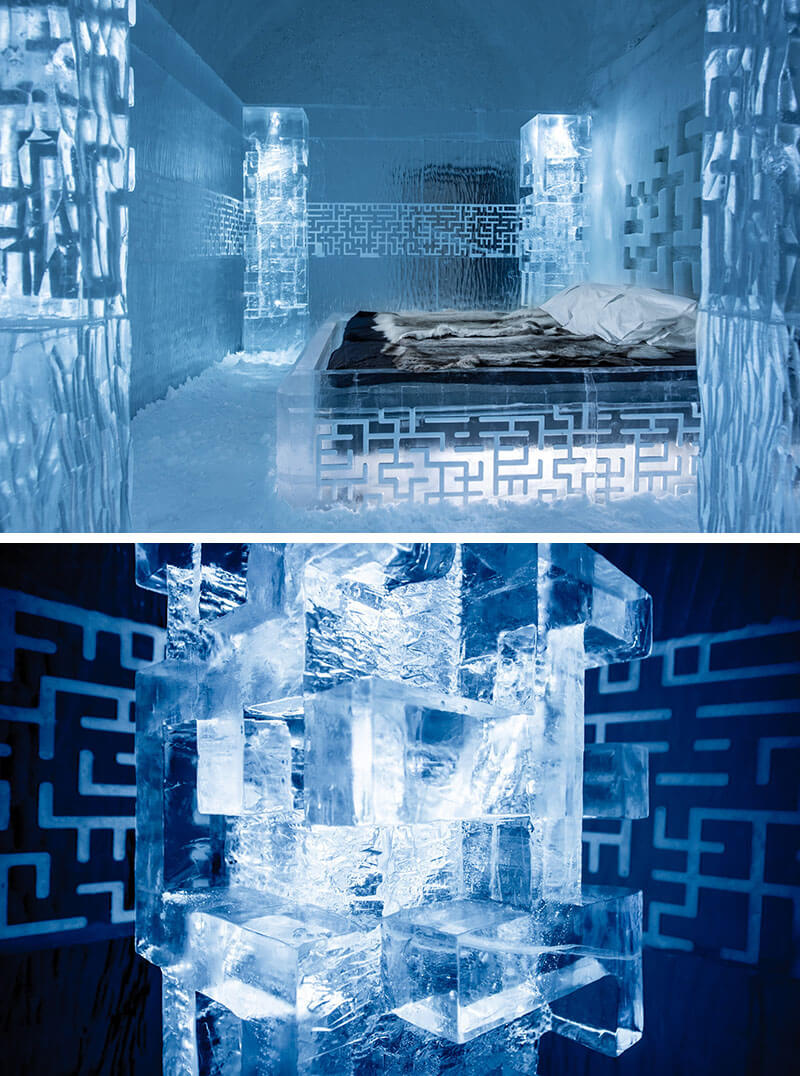 Look Inside The Icehotel 365 In Sweden Where It S Freezing