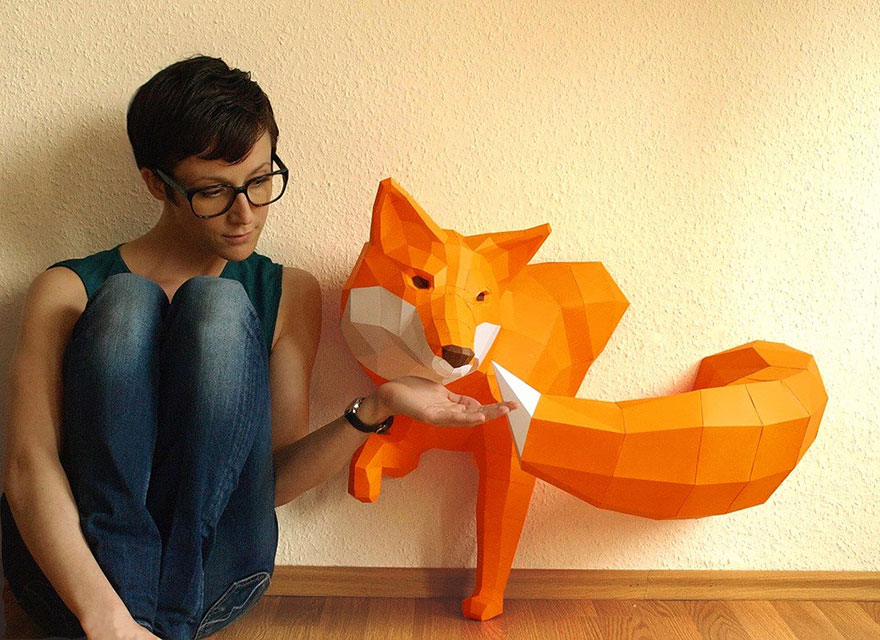 origami animal art 23