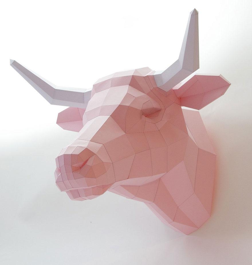origami animal art 28