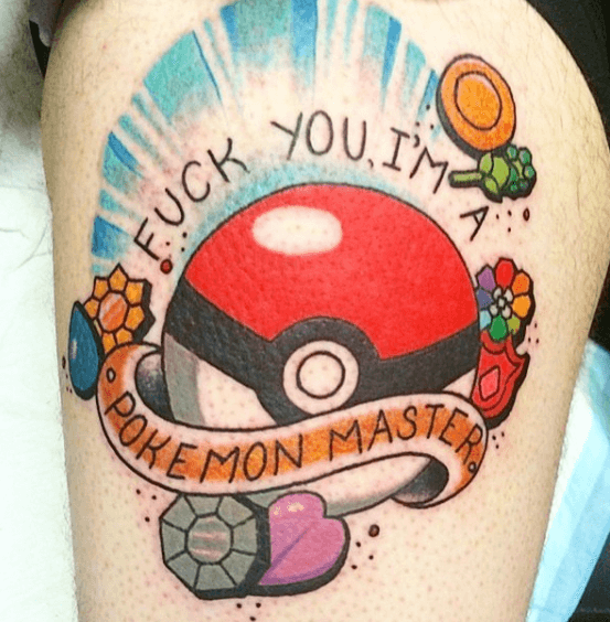 pokemon tattoo art 40 (1)