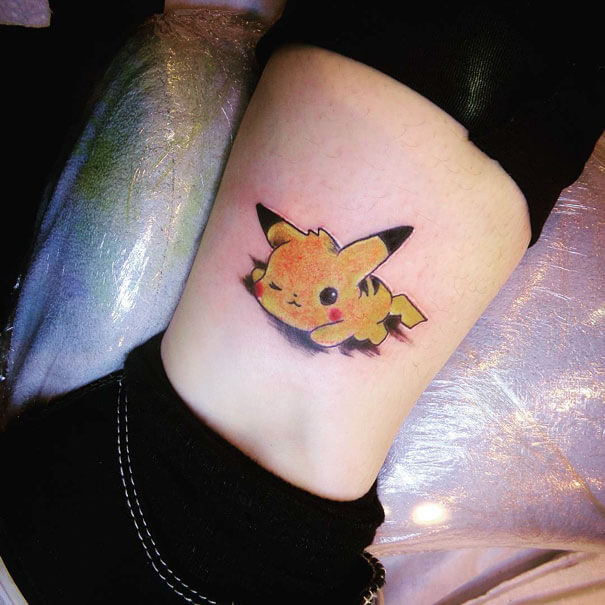 pokemon tattoos 41 (1)