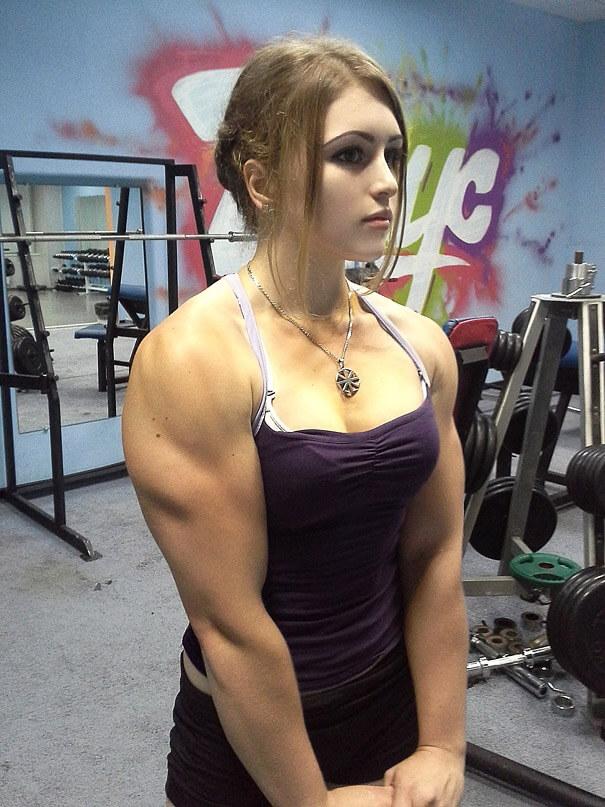 russian female bodybuilder yulia viktorovna (1)
