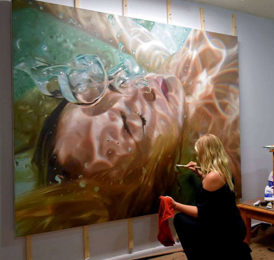 underwater paintings by Reisha Perlmutter 9 (1)