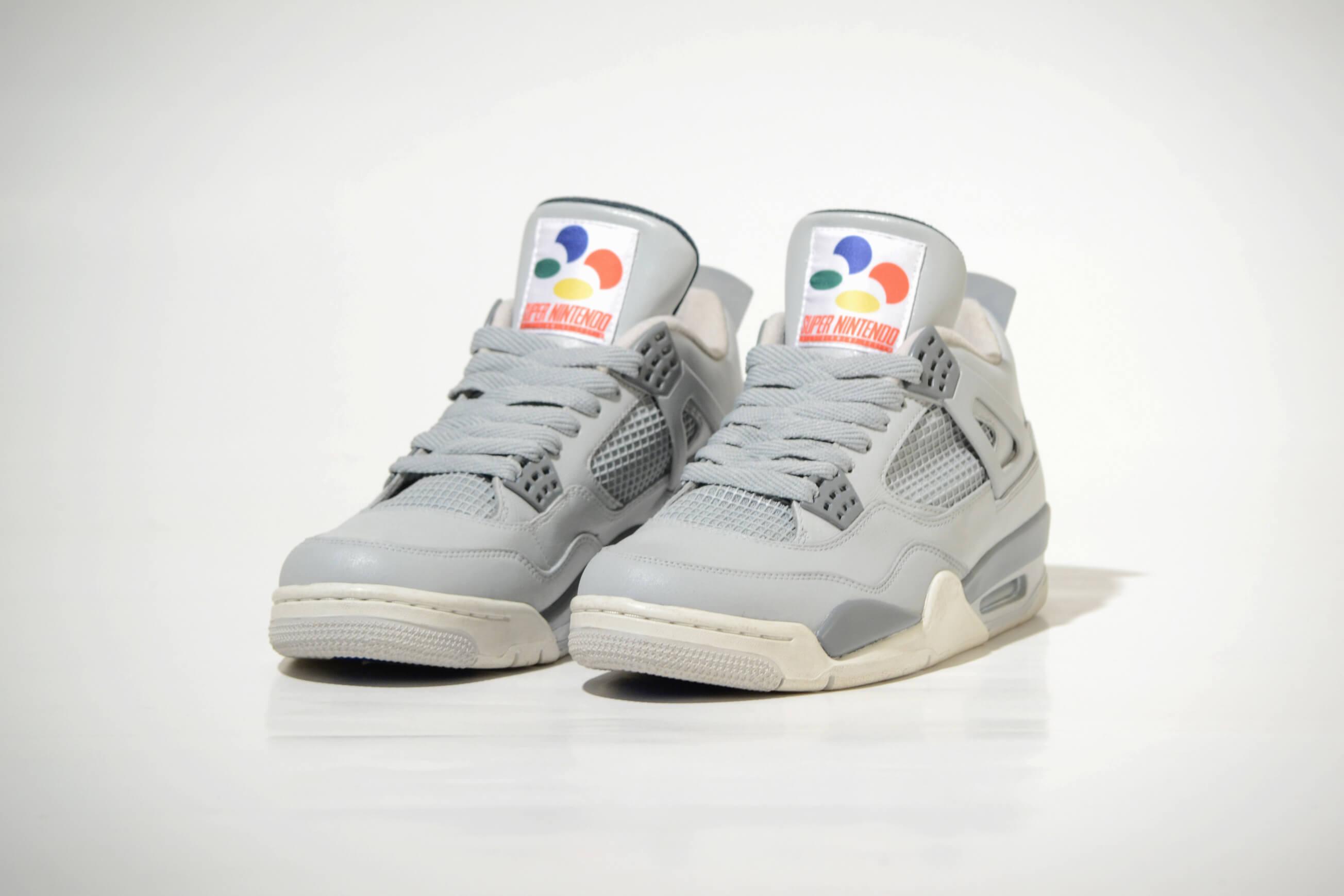 Super Nintendo Sneakers good (1)
